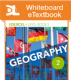 Edexcel A level Geography Book 2 Whiteboard [S]..[1 year subscription]